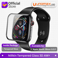 Nillkin Tempered Glass Anti Explosion 3D AW+ Apple Watch 38mm 3/2/1