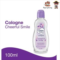 Cussons Baby Cologne Cheerful Smile 100mL
