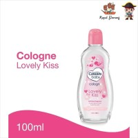 Cussons Baby Cologne Lovely Kiss 100mL