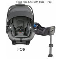 Dudukan Kursi Mobil Bayi Car Seat Nuna Pipa Lite with Base