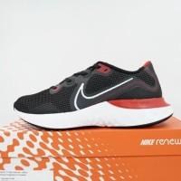 Sepatu Running/Lari Nike Renew Run Black White CK6357-005 Original