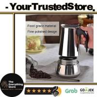 ESPRESSO MAKER OTOMATIS ORIGINAL / Teko Kopi espresso - 2 Cups