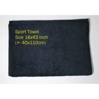 Handuk Sport NOLabel uk. 40x110cm
