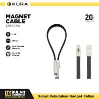KURA Magnet Cable - Kabel Data Lightning
