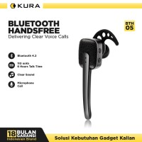 KURA Bluetooth Handsfree BTH 05