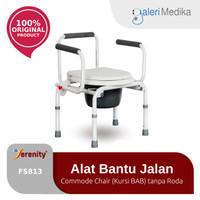 GEA Commode Chair (Kursi BAB) - FS810