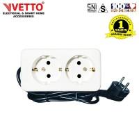 Stop Kontak Vetto V8202 3M SNI-V8202/3M LC