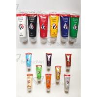 TITI Acrylic Colors 75 ml / TITI Acrylic Colors / Cat Akrilik TITI