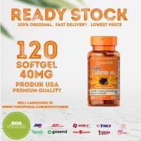 Puritan's Pride Lutein 40mg 40 mg with Zeaxanthin 120 Softgel