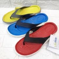 Clearance Sale Sandal Pria Crocs Literide Classic Flip Original