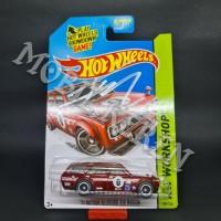 Hot Wheels Super Treasure Hunt 71 Datsun Bluebird 510 Wagon Sign Kotak