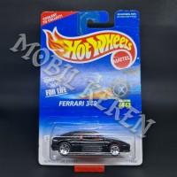 Hot Wheels R1 Collector Ferrari 348 Black