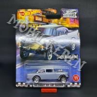 Hot Wheels Boulevard Hoonigan 55 Chevy Bel Air Gasser Bright Chrome