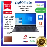 Lenovo Yoga Slim 7 14IIL05 Core i7-1065G7/16GB/1TB SSD/WIN10&OHS2019