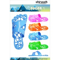 Sandal Skywalk Bugar 1 - Merah Muda, 42