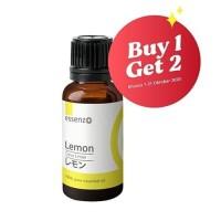 Lemon Essential Oil 20mL   Obat Herbal   Aroma Therapy   Essenzo