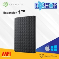 EXTERNAL HD SEAGATE EXPANSION 1TB