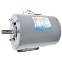 Dinamo Mesin Jahit Industrial 250 Watt 1/3HP 4P (Induction Motor)