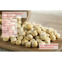 Kacang arab matang 1kg / chick peas ready to eat / garbanzo