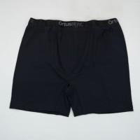 Celana Ortuseight Rampage Inner Shorts Black 28010009 Original BNWT