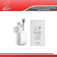 Airpods Pro 4 Earphone Headset Bluetooth Wireless AirPro Airpods Mini