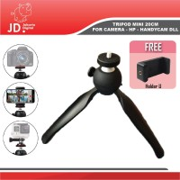 Tripod mini 20cm For Camera -HP-Handycam -DLL