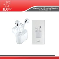 Airpods Pro 5 Premium Wireless Sport Bluetooth
