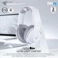Razer Kraken X Mercury Multi Platform 7.1 Surround Gaming Headset