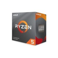 AMD Ryzen 5 3500 3.6Ghz Up To 4.1Ghz Cache 16MB 65W AM4 [Box] - 6 Core