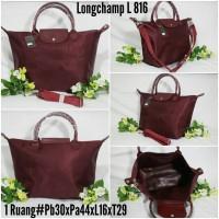 Tas Jinjing Tote Besar Large Hand Bag Basic Wanita LC 816