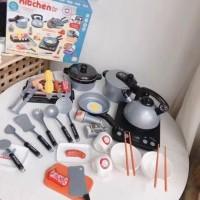 Home Kitchen Playset H336A Mainan Masak Masakan KItchen Set