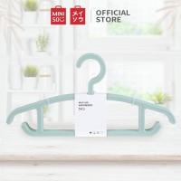 Miniso Official Simple multipurpose clothes hanger Hanger Baju/hanger