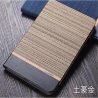 iPad 2/3/4 LUXURY KAKUSIGA Brown Series Smart Flip Cover / Case