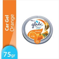 GLADE CAR GEL Orange 75gr