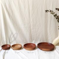 CHANA - Piring Kayu/Mangkok Kayu