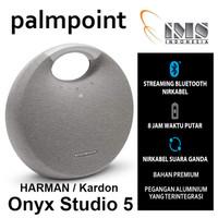 Harman Kardon Onyx Studio 5 Bluetooth Portable Speaker Ori Resmi IMS