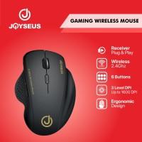 JOYSEUS Wireless Mouse 1600DPI USB Computer 2.4GHz Mouse - MS0002