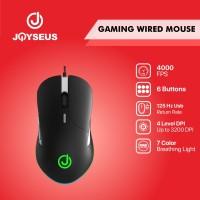 Gaming Mouse JOYSEUS RGB 3200DPI LED USB Professional - MS0005