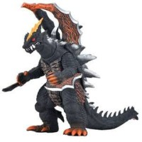Tsurugi Demaaga Kaiju Ultraman Monster Action Figure Mainan