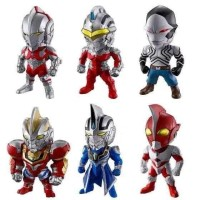 Figure Ultraman Set Isi 6 New 2019 Netflix Series Mainan
