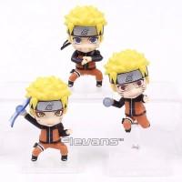 Nendoroid Naruto Action Figure Set Of 3