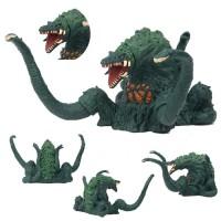 Biollante Monster Godzilla Action Figure Mainan Anak