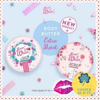 EVERWHITE Body Butter 200 gram | Ever White Body Butter Cream