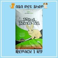 Makanan Kelinci Vital Rabbit 1 Kg
