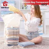 GM Bear Vaccum Compression Storage Box 80x100 Cm 1013