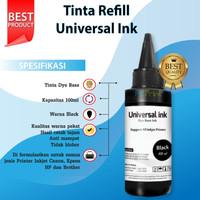 Tinta Refill Cartridge HP 682 Black Color Printer 2135 2335 2336 2337