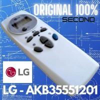 Remote AC LG Seken AKB35551201 Original