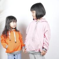 Jaket Sweater Hoodie Kids Anak-anak Premium Quality