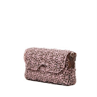 Cycle Clutch Small in Deep Lilac