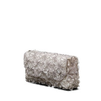 Cycle Clutch Small in Pale Grey